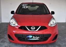 Nissan march 2016 1.0 sv 12v manual