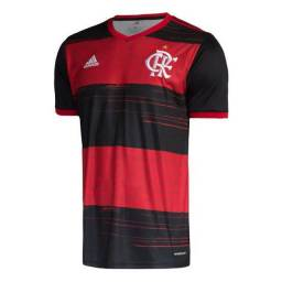 Camisa Flamengo 20/21 S/N° Torcedor + Entrega GRÁTIS