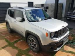 Título do anúncio: Jeep Renegade Longitude 2018