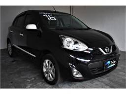 Nissan March 1.6 rio  16v flex 4p manual