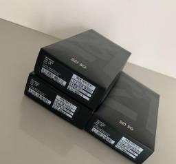 S21 normal na caixa