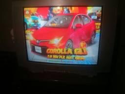 TV tubo  29polegada mais um DVD