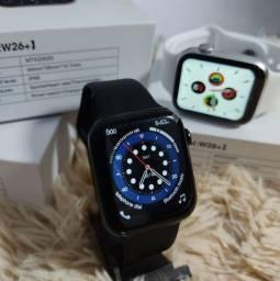 Relógio Smartwatch Inteligente Iwo 12 W26+Tela Infinita Ios E Android