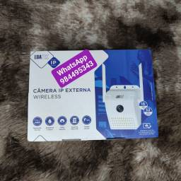 Câmera ip externa.