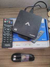 TV Box Completo Marca: Aquário