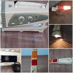 Relíquia, Rádio AM/FM com lanterna e luminária