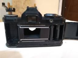 Câmera para colecionador ou restaurador