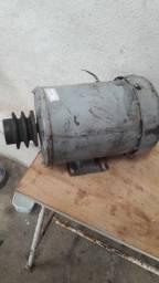 Motor 380 3 fases cerra circular
