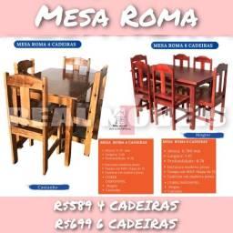 Título do anúncio: mesa roma a
