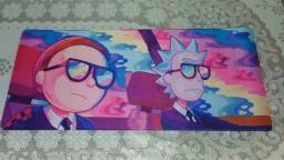 Mouse Pad 70x30 Rick And Morty