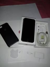 iPhone 7 preto fosco ?IMPECÁVEL?