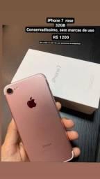 iPhone 7, Rose, 32GB