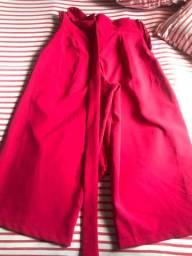 Calça de tecido - tamanho M