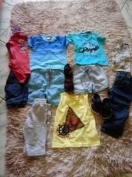Lotinho de roupa