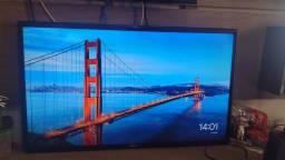 Vendo essa tv Samsung led slim 40 polegada zera,tem controle