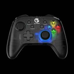 Gamepad Gamesir T4 Pro Controle Emulador Bluetooth Wifi