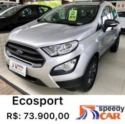 ECOSPORT 2018/2019 1.5 TI-VCT FLEX FREESTYLE MANUAL