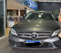 Título do anúncio: Mercedes-Benz C200