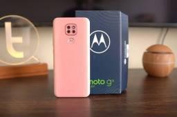 Moto G9 Play 64G Novo na caixa sem uso