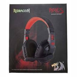 Headset Ares Top Com Microfone