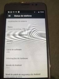 Aparelho celular Motorola - moto E4