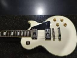 *Guitarra Les Paul Golden com captação Wilkinson