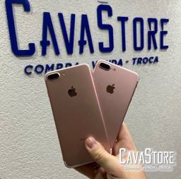iPhone 7 Plus 32GB- 18x - Garantia