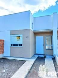 Título do anúncio: Casa de 2 dormitórios com pátio frente e fundos no Mato Alto em Gravataí RS