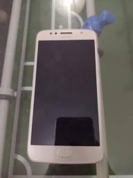 "Moto G5S Prata Dual Chip 32 Gb 5.2"" FullHD"