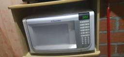 Forno elétrico  microondas