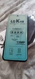 K41s 32 jb zero sem uso com nota fiscal e 1 ano de garantia