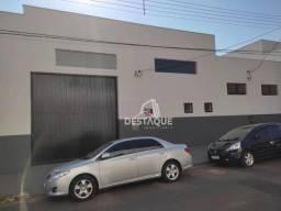 Título do anúncio: Barracão para alugar, 260 m² por R$ 2.500,00/mês - Vila Formosa - Presidente Prudente/SP