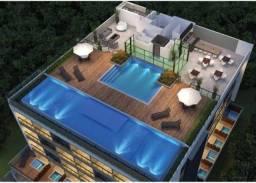 Título do anúncio: JF Adquira seu Flat próximo a Praia do  Cupe  novo lugar curtir ou investir.
