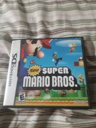 Título do anúncio: New Super Mario Bros DS