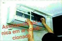 Técnico de ar condicionado E Montagem de móveis