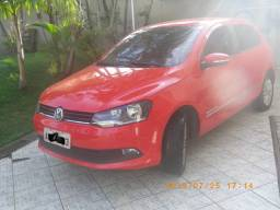 Volkswagen Gol Confortline 1.0 2015/2016 Vermelho