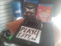 Título do anúncio: Play station 4