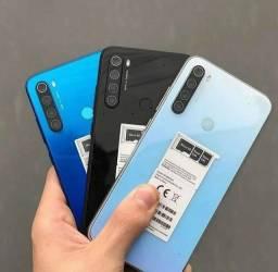 Redmi Note 8, 64gb de memória, versão global, lacrado, você encontra na sararestore ?