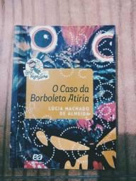 Livro O caso da borboleta Atíria