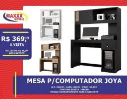 Mesa para computador e escrivaninha com ótimos preços