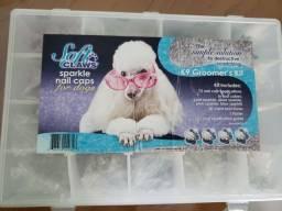 Título do anúncio: Maleta Groomer Unhas Silicone Pets
