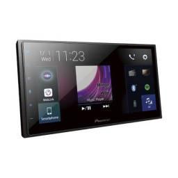 Multimídia Pioneer Dmh-z5380tv Touch 6,8 Pol Bt Tv Fm Usb