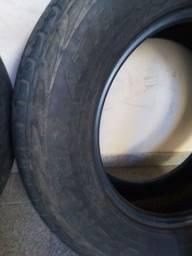 2 pneus 255/65 R 17