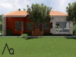 Excelente casa em condomínio com muito verde em Aldeia | Oficial Aldeia Imóveis