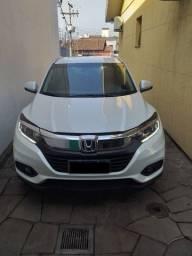Título do anúncio: Honda H-RV EX 2020 - 13.000km - branco perolizado. - completo
