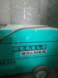 Máquina de solda Merkle Balmer 325 Amperes.