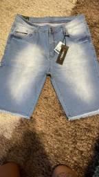 Título do anúncio: Bermudas Jeans