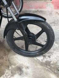 Troco ou vendo rodas de titan nas mix ou ddl e volto