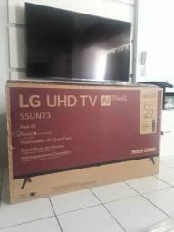 TV LG 4k 55 polegadas 11messes de Garantia