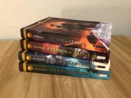 Livros Percy Jackson: Coleção Heróis do Olimpo